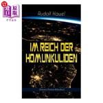 【中商海外直订】Im Reich der Homunkuliden (Science-Fiction-Klassike