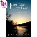 【中商海外直订】Jake's Take on the Lake: Learn to Become a Smarter