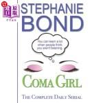 【中商海外直订】Coma Girl: The Complete Daily Serial