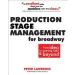 【预订】Production Stage Management for Broadway: From Idea to
