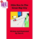 【中商海外直订】Ollie Boo In The Great Big City