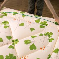 双人床褥子棉花 新疆纯棉花褥子床褥垫被铺底加厚单人双人家用儿童榻榻米床垫冬季