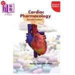 【中商海外直订】Cardiac Pharmacology: 2nd Edition