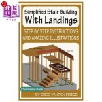 【中商海外直订】Simplified Stair Building With Landings