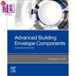 【中商海外直订】Advanced Building Envelope Components: Comparative