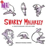 【中商海外直订】Sharky Malarkey: A Sketchshark Collection