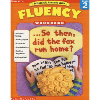 二年级流利阅读 Scholastic Success With Fluency: Grade 2