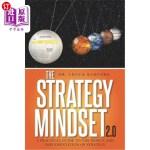 【中商海外直订】The Strategy Mindset 2.0: A Practical Guide To The