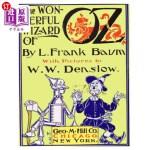 【中商海外直订】The Wonderful Wizard of Oz