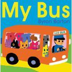 【预订】My Bus Board Book