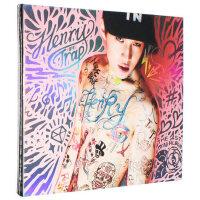 亨利 Henry:1st Mini Album Trap 困牢(CD) SOLO首张迷你专辑
