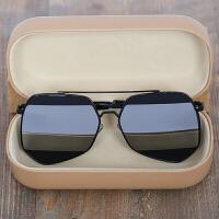 墨镜男眼睛男士偏光太阳镜近视眼镜
