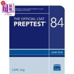 【中商海外直订】The Official LSAT Preptest 84: June 2018 LSAT