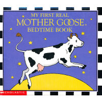 The My First Real Mother Goose Bedtime Book 我的第一本鹅妈妈睡前童谣ISB