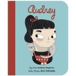 【小人物大梦想】Audrey Hepburn 奥黛丽・赫本 英文原版儿童绘本