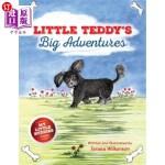 【中商海外直订】Little Teddy's Big Adventures