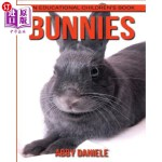 【中商海外直订】Bunnies! An Educational Children's Book about Bunni