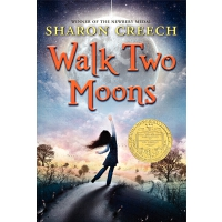 Walk Two Moons 印第安人的麂皮靴(1995年纽伯瑞金奖) ISBN9780064405171