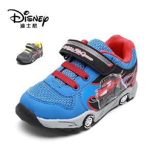【达芙妮超品日 2件3折】鞋柜/迪士尼春秋新品透气网状儿童童鞋卡通造型男鞋