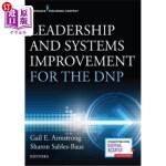 【中商海外直订】Leadership and Systems Improvement for the DNP