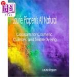 【中商海外直订】Laurie Pippen's All Natural Colorants for Cosmetic,