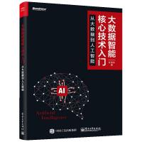现货正版 大数据智能核心技术入门从大数据到人工智能 大数据技术书籍 深度学习关键技术 大数据智能核心技术体系入门书籍