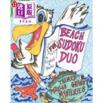 【中商海外直订】Beach Sudoku Duo No. 1: Themed Puzzles and Grand My