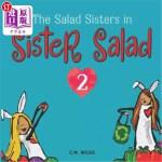 【中商海外直订】Sister Salad 2: A Story about Turning Over a New Le
