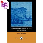 【中商海外直订】Summer on the Lakes in 1843 (Illustrated Edition) (