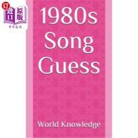【中商海外直订】1980s Song Guess