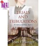 【中商海外直订】Trials and Tribulations - The Robinswood Story Book