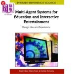 【中商海外直订】Multi-Agent Systems for Education and Interactive E