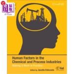 【中商海外直订】Human Factors in the Chemical and Process Industrie