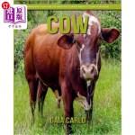 【中商海外直订】Cow: Amazing Fun Facts and Pictures about Cow for K