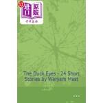 【中商海外直订】The Duck Eyes: 24 Short Stories