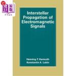 【中商海外直订】Interstellar Propagation of Electromagnetic Signals
