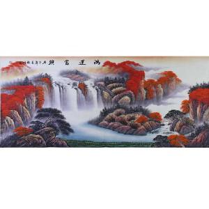 中国美协会员,中国书协会员 侯桂峰(鸿运当头)16
