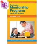 【中商海外直订】Developing Mentorship Programs for Gifted Students