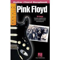 【预订】Pink Floyd - Guitar Chord Songbook