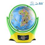 地球仪-26cm小夜灯地球仪-少儿百科教辅版(万向旋转 LED灯光)