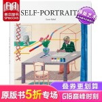 【Basic Art 2.0】SELF-PORTAITS,自画像 画家自画像 英文原版艺术图书
