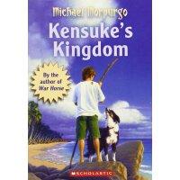 英文原版 岛王 麦克・莫波格 儿童文学 经典读物 Michael Morpurgo: Kensuke's Kingdo