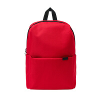 双肩包女大学生轻便简约书包高中休闲旅行背包