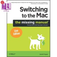 【中商海外直订】Switching to the Mac: The Missing Manual, Lion Edit