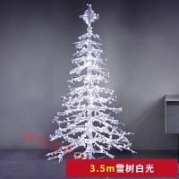 大型圣诞树3米4米5米户外圣诞节灯树装饰商场酒店场景布置