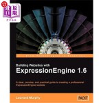 【中商海外直订】Building Websites with Expressionengine 1.6