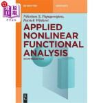 【中商海外直订】Applied Nonlinear Functional Analysis: An Introduct