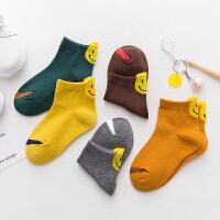 儿童袜子女童男童春秋冬款棉中大童棉袜3-5-7-9-12岁中筒袜保暖
