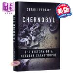 【中商原版】切尔诺贝利:核灾难的历史 英文原版 Chernobyl: The History of a Nuclear