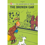 Tintin Young Readers Edition #6: The Broken Ear 丁丁历险记・破损的耳朵(特别版)ISBN 9780316133852